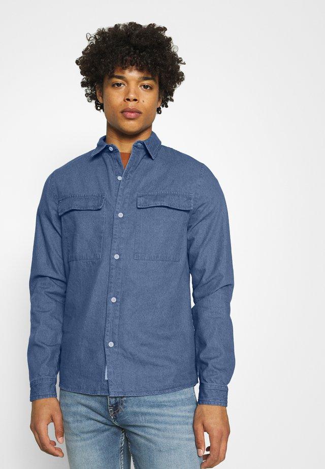 UTILITY SHIRT - Skjorta - blue