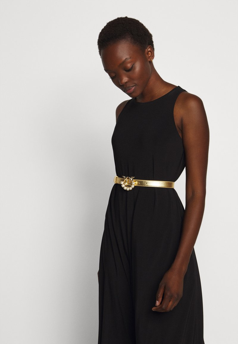 Pinko - BERRY SMALL BELT - Belte - gold-coloured
