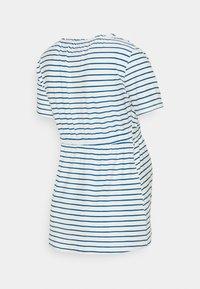 LOVE2WAIT - SHIRT NURSING BRETON - Print T-shirt - navy - 1