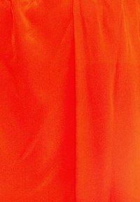 Victoria Beckham - SCARF NECK BLOUSE - Bluser - orange - 2