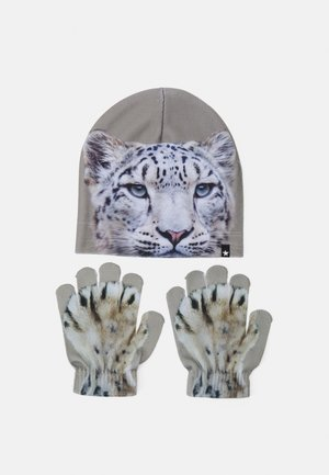 KAYA SET UNISEX - Gloves - grey