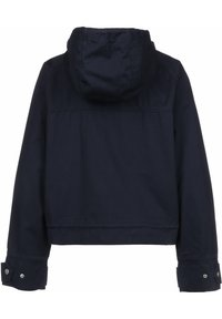 Tommy Jeans - WAIST DETAIL - Summer jacket - twilight navy - 1
