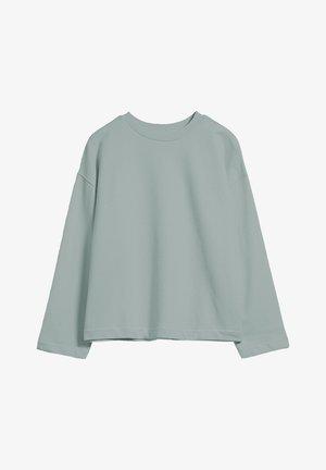 Sweatshirt - eucalyptus green