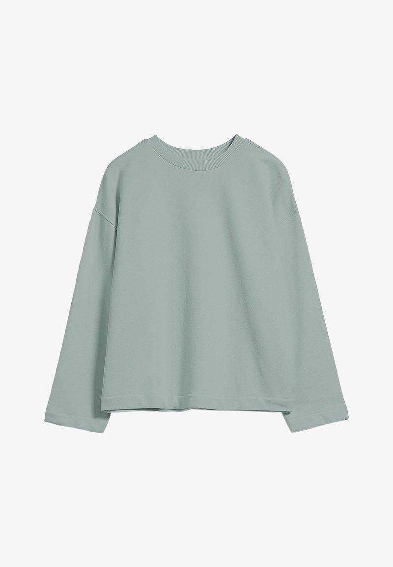 ARMEDANGELS - Sweatshirt - eucalyptus green