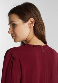 Esprit - Denní šaty - bordeaux red - 3
