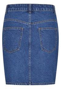 Ro&Zo - Mini skirt - blue denim - 4