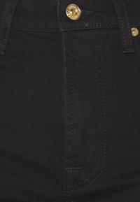 7 for all mankind - MODERN DOJO - Flared Jeans - black - 2
