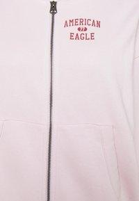 American Eagle - BRANDED FULL ZIP - Hettejakke - classic lilac - 2
