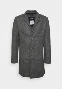 TOM TAILOR DENIM - MODERN - Classic coat - grey melange - 0