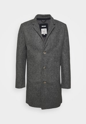 MODERN - Classic coat - grey melange