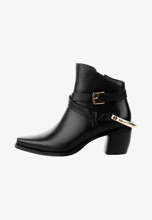 TAGLIATA - Classic ankle boots - black