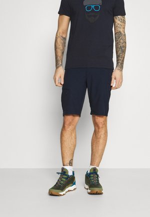 VEAZIE - Korte broeken - dark blue