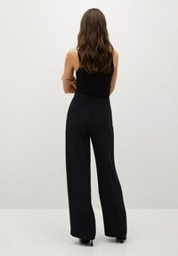 Mango - OHIO - Trousers - zwart - 2