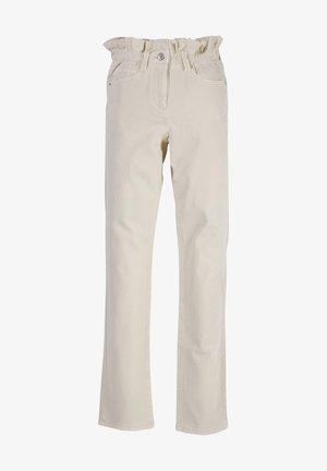 Broek - light beige