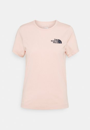 HIMALAYAN BOTTLE SOURCE TEE - T-shirts med print - evening sand pink