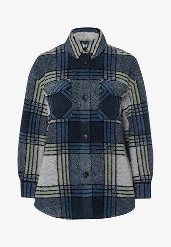 Summer jacket - dark petrol