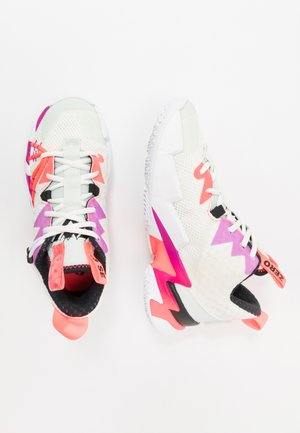 WHY NOT ZER0.3 SE - Scarpe da basket - sail/black/spruce aura/flash crimson/hyper violet