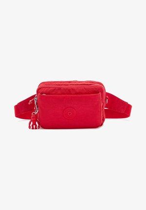 ABANU MULTI - Bum bag - red rouge