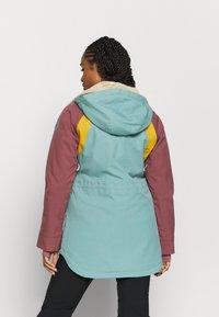 Burton - PROWESS PONDEROSA PINE - Snowboard jacket - light blue - 2