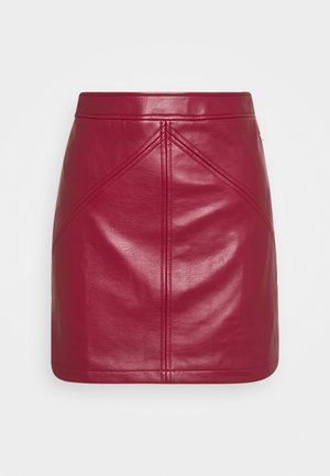 TATI - Mini skirt - currant