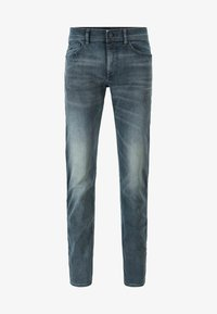 BOSS - DELAWARE - Slim fit jeans - anthracite - 4