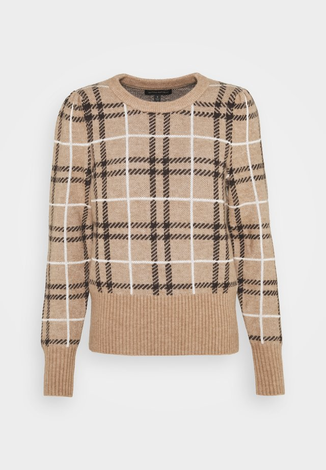 AIRE PUFF - Pullover - neutral