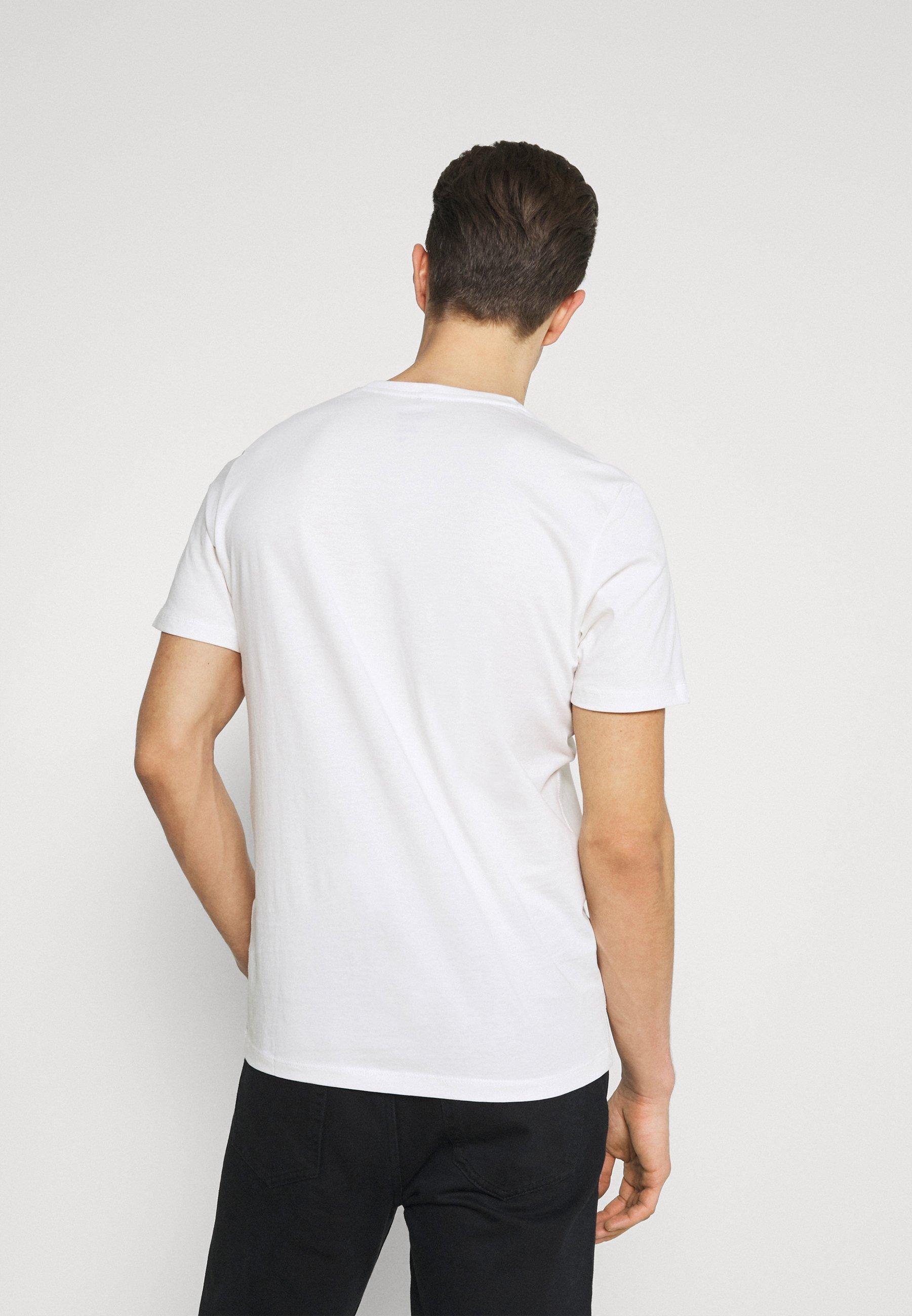 Men HARBOUR - Print T-shirt