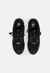 Calvin Klein Jeans - RUNNER LACEUP - Sneakers - black - 3