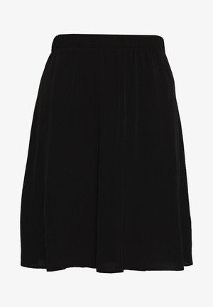 VIPRIMERA  - Áčková sukně - black