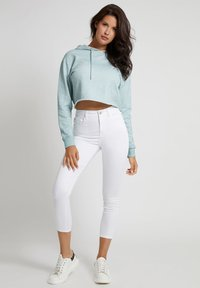 Guess - MINI TRIANGLE - Sweater - himmelblau - 1
