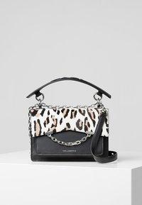 KARL LAGERFELD - Handbag - black/white - 0