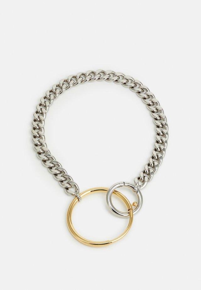Necklace - yellow gold-coloured/palladium