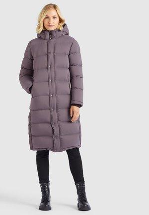 FEODORA RESPONSIBLE  - Down coat - mauve