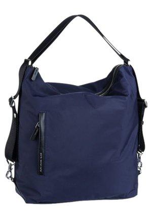 HUNTER HOBO - Tote bag - blue