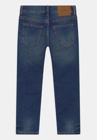 Lindex - MINI JERRY   - Straight leg jeans - blue denim - 1