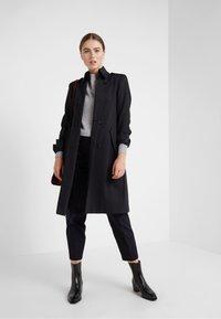 pure cashmere - MOCKNECK  - Jumper - light grey - 1