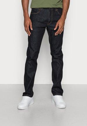 GREENSBORO - Straight leg jeans - dark rinse