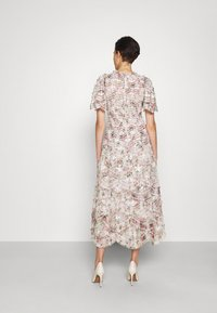 Needle & Thread - LUNETTE FLORAL SWAN ANKLE GOWN - Occasion wear - moonshine - 2
