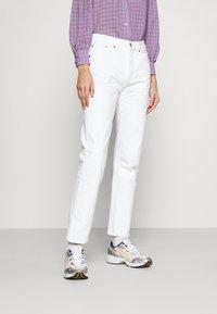 Levi's® - 501 CROP - Slim fit jeans - come clean - 0