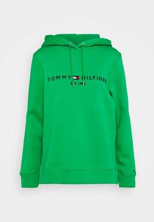 REGULAR HOODIE - Hoodie - primary green
