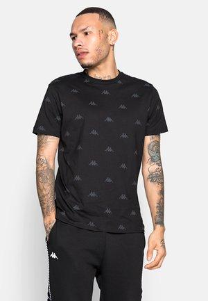 IZDOT - T-shirt z nadrukiem - caviar