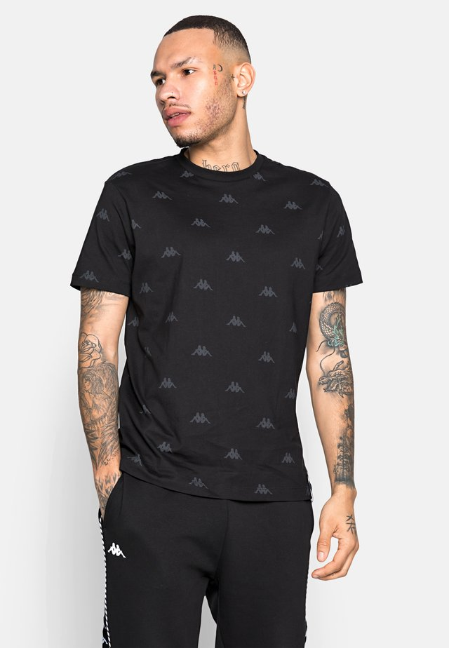 IZDOT - T-shirt con stampa - caviar