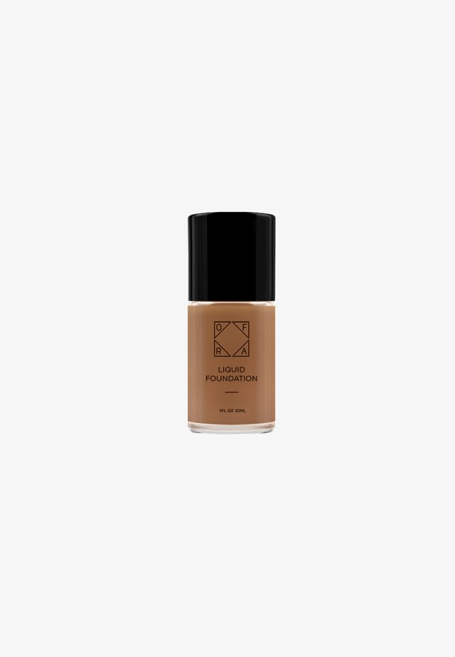 LIQUID FOUNDATION - Foundation - amber