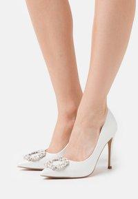 Lulipa London - JAELYN - High heels - white - 0