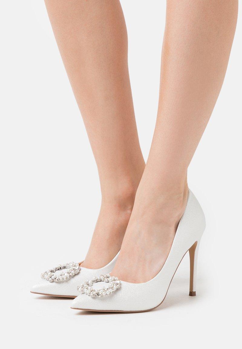 Lulipa London - JAELYN - High heels - white