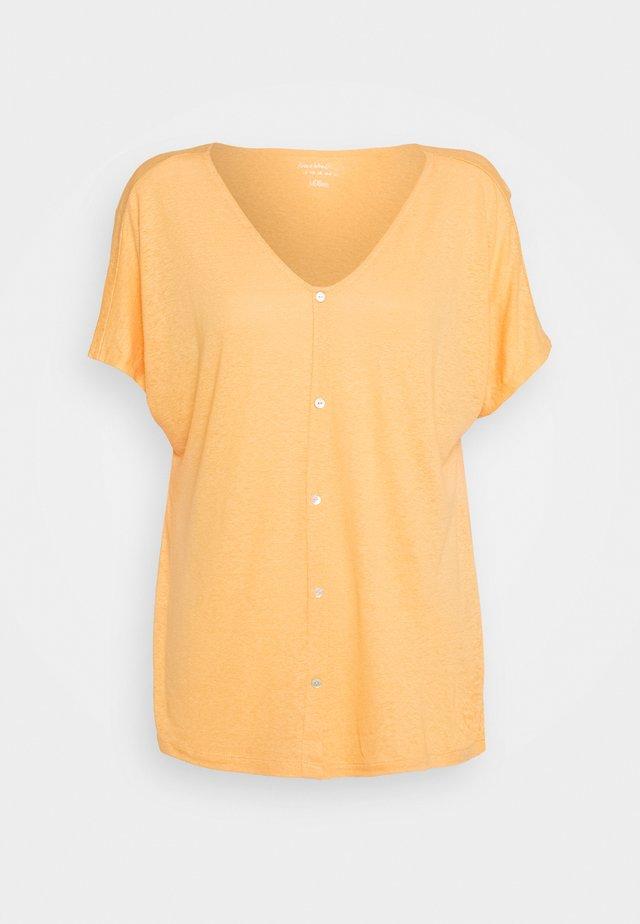KURZARM - T-shirt med print - sun