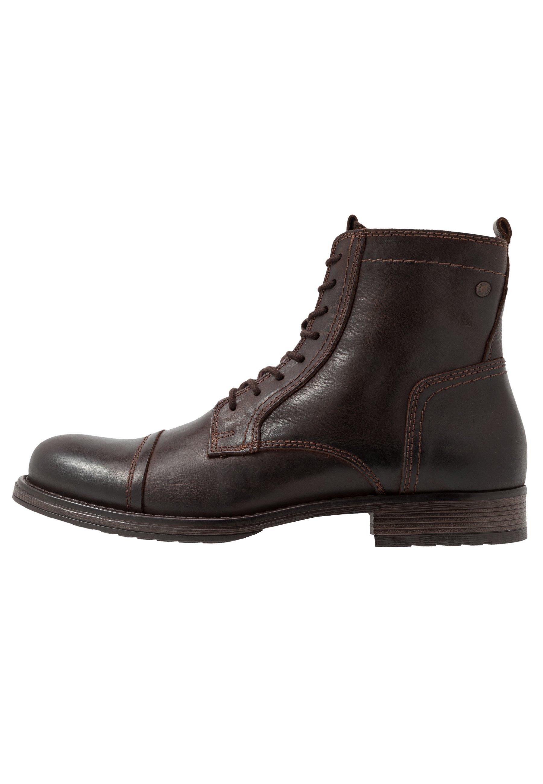 Men JFWRUSSEL - Lace-up ankle boots