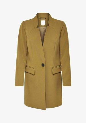Short coat - dull gold