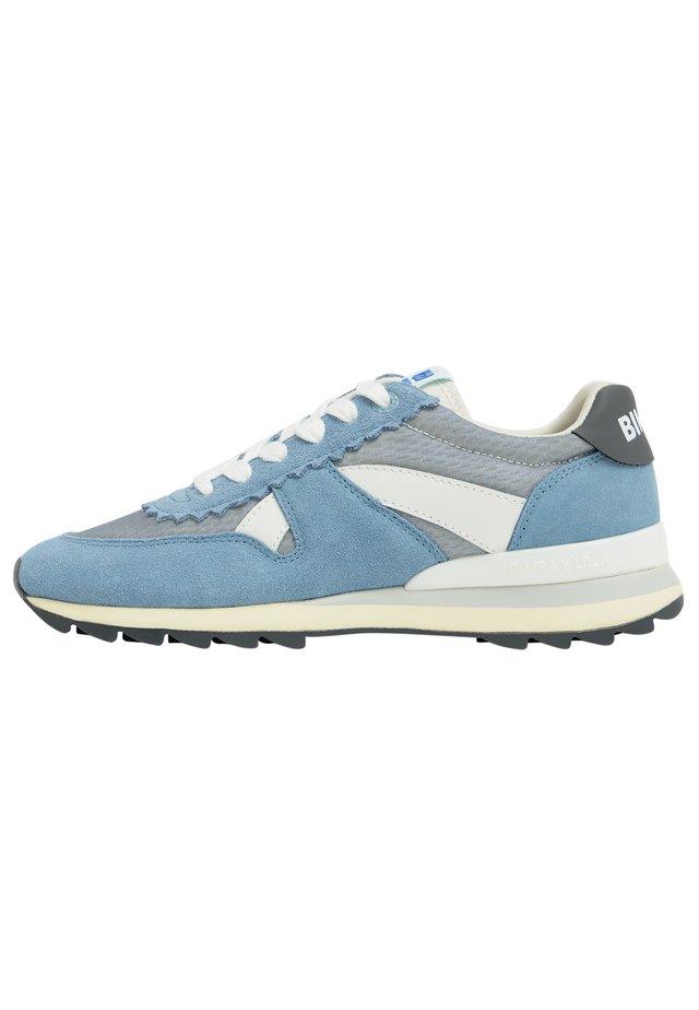 BIMBA Y LOLA BLUE TECHNICAL SNEAKER - Trainers - blue