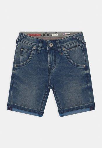 CONNOR - Denim shorts - cruziale blue